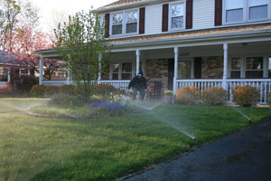Residential Irrigation Installation Repairs