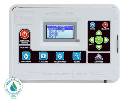 Lawn Irrigation Controllers